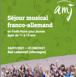 Séjour musical franco-allemand